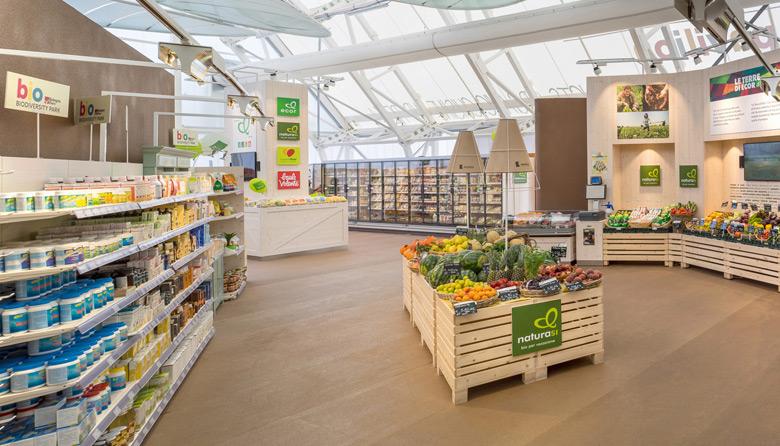 Il 16 settembre 2016 è stata inaugurata a Verona la nuova sede del punto vendita NaturaSì, il supermercato bio più innovativo d'Italia, dove il consumatore può vivere il significato della…