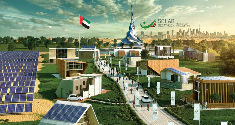 Ha preso il via ieri 15 novembre il Solar Decathlon Middle East 2018 al Mohammed bin Rashid Al Maktoum Solar Park di Dubai, un concorso accademico in cui 21 team…