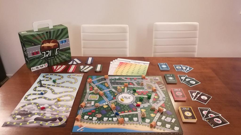 È online su Kickstarter la campagna di Crowdfunding promossa da DriWe.  https://www.kickstarter.com/projects/818186033/driwe-the-game Abbiamo inventato e progettato DriWe:The Game!, un gioco da tavolo per rendere facile e divertente apprendere i concetti di efficienza…