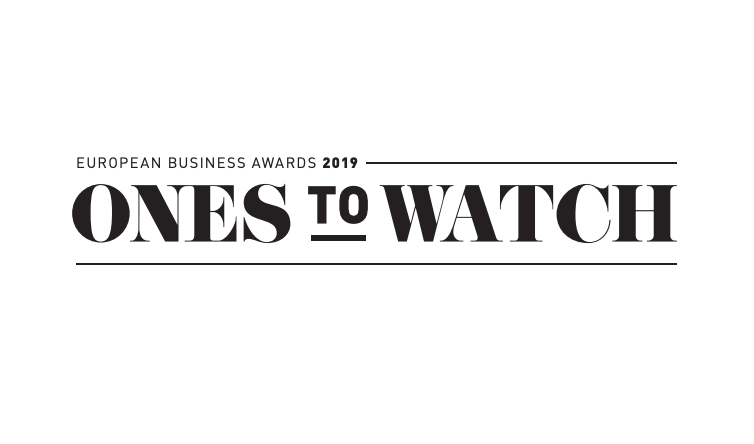 Siamo orgogliosi di esser stati selezionati nella prestigiosa vetrina dell'European Business Awards 2019.