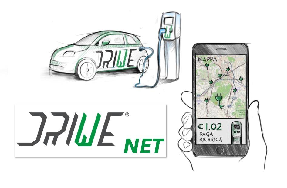 """Avviso ai """"naviganti"""" elettrici  Novità: è arrivata DriWeNet!     Tutti noi di DriWe Team guidiamo elettrico da anni in Italia, e ci siamo domandati quale possa essere effettivamente il miglior compromesso per il…"""