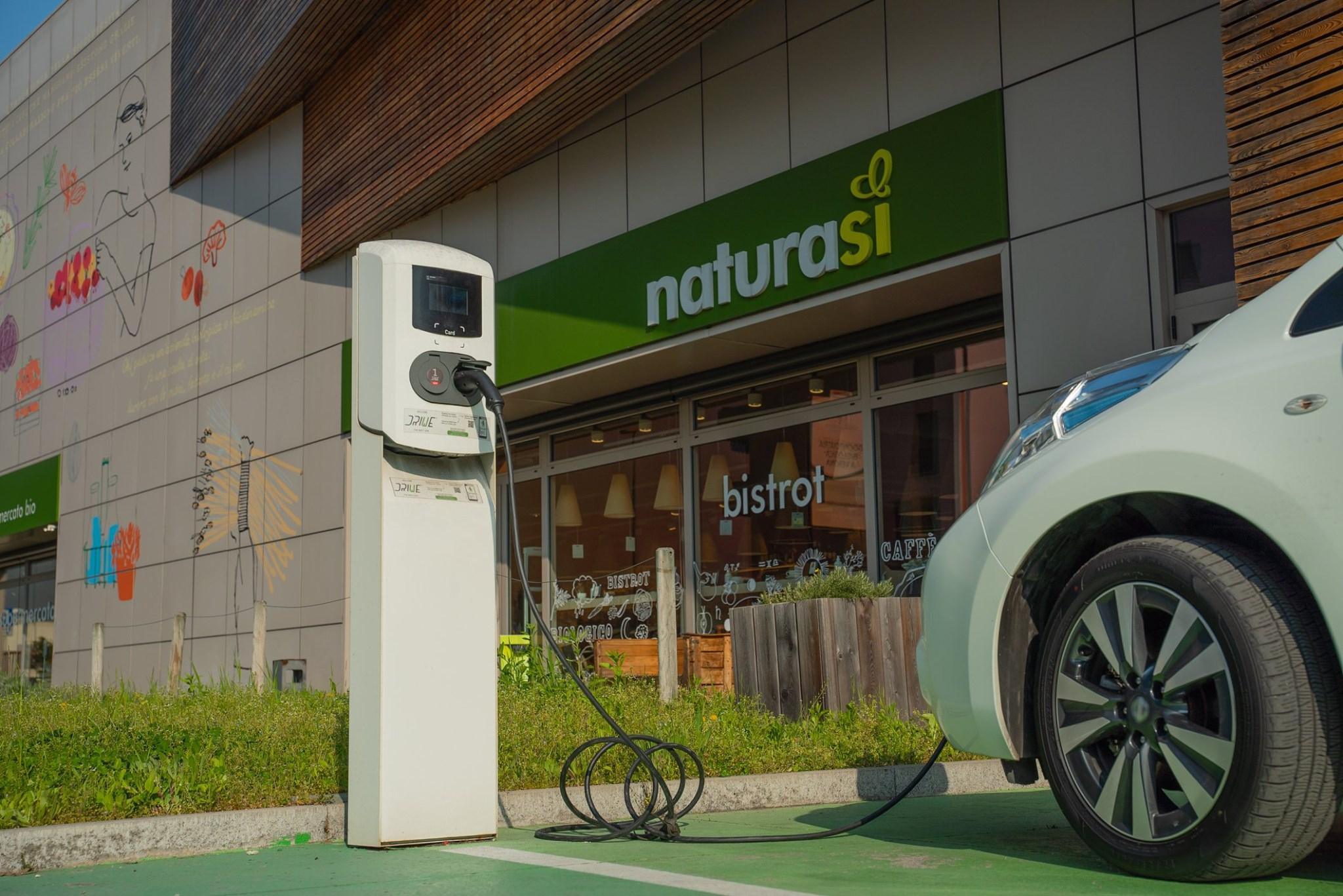 È on-line la campagna SìRicarica sulla piattaforma di crowdfunding Ecomill, il progetto nato dalla visione comune di DriWe, NaturaSì e Garage Italia. Con questo servizio SìRicarica vuole contribuire a realizzare l'infrastruttura…